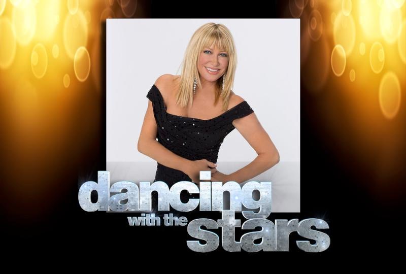 Laney's Look_ Latin Night Lights Up The _Dancing With The Stars_ Ballroom (Image 1)_26269