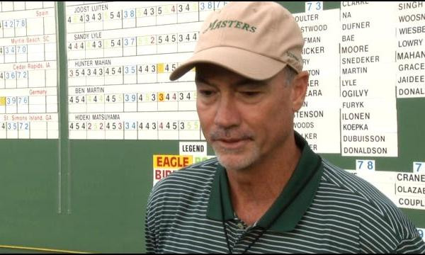 Aiken High School Teacher Shares Stories Of 12 Years Working The Masters (Image 1)_26370