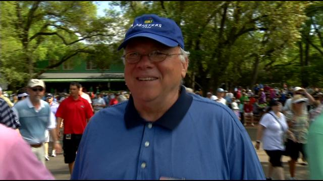 _Out There...Somewhere__ Celebrity Look-A-Likes Aplenty At The Masters (Image 1)_26359
