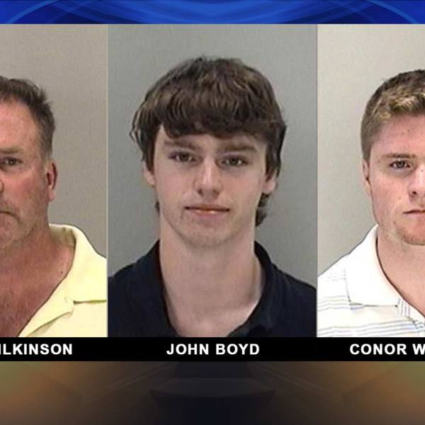 SAY WHAT_ 3 Men Arrested, Accused of Trying To Jump Fence Onto Augusta National Golf Club (Image 1)_26507
