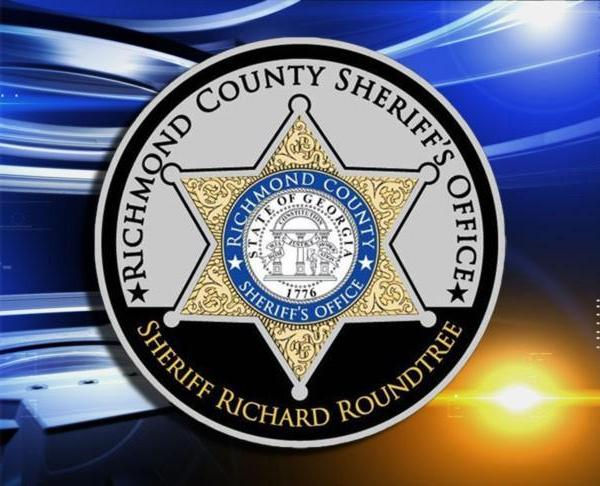 Richmond County Sheriff's Office RCSO Badge logo_27142