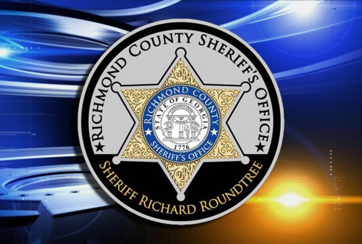 Richmond County Sheriff's Office RCSO Badge logo_27142