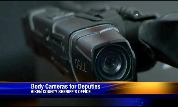 Aiken County Sheriff's Office _Test-Driving_ Body Cameras (Image 1)_27712