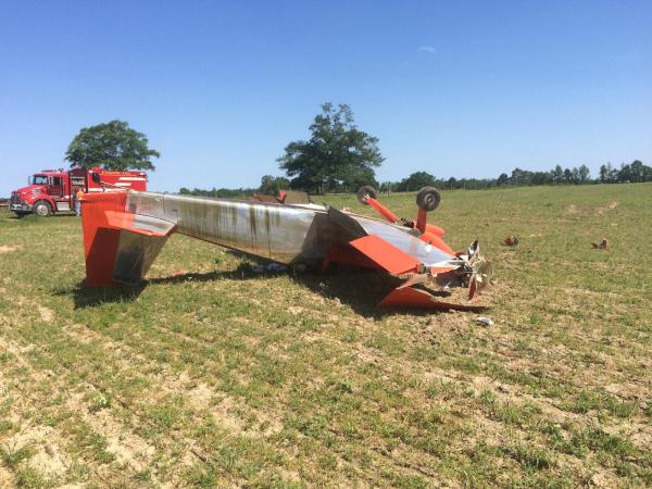 Pilot Walks Away From Washington County Plane Crash (Image 1)_27943