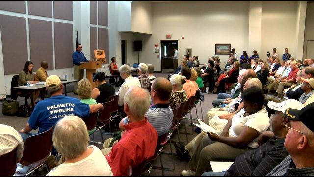 Palmetto Pipeline Project Heard In Burke County Public Meeting (Image 1)_28334