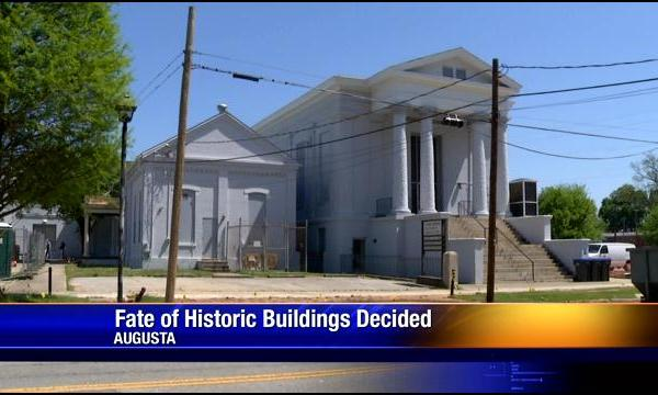 Commission Blocks Wrecking Ball And Saves Both Historic Buildings (Image 1)_29867