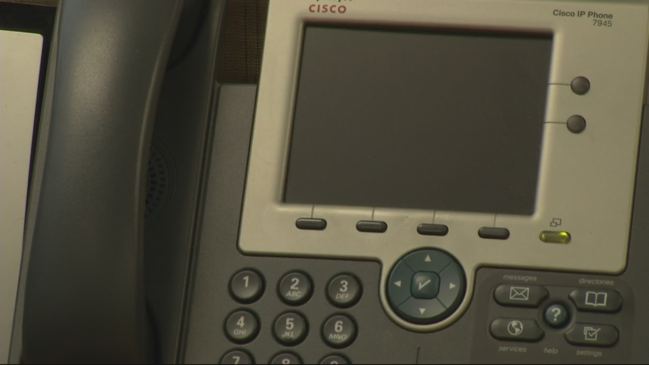 Phones Out For Augusta Government