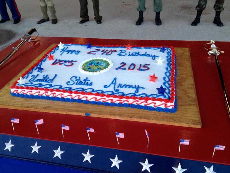 The United States Army Celebrates It's 240th Birthday (Image 1)_30326