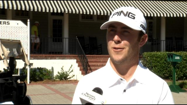 Clemson's Austin Langdale Leads Palmetto Amateur Entering Final Round (Image 1)_30290