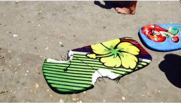 Photo_ June 11 shark attack hurts teen girl on Ocean Isle_2896