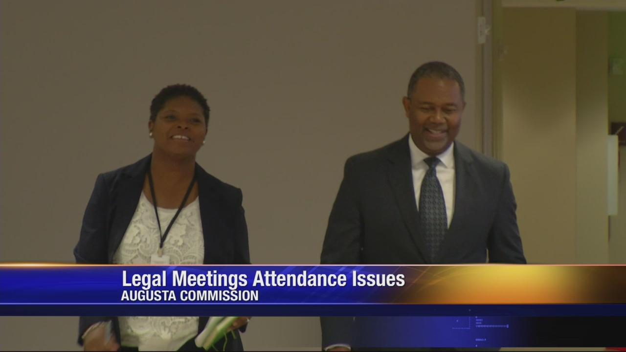 Commission Debates Legal Meeting Attendance