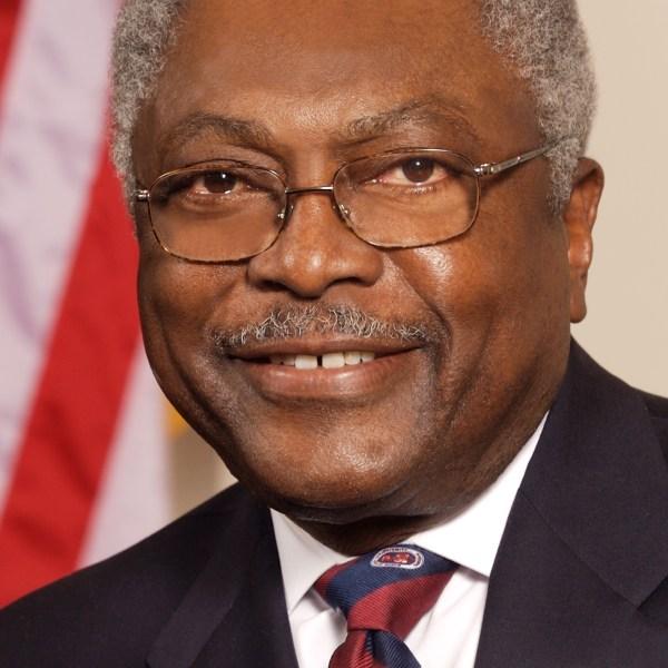 South Carolina Rep. James Clyburn_121010