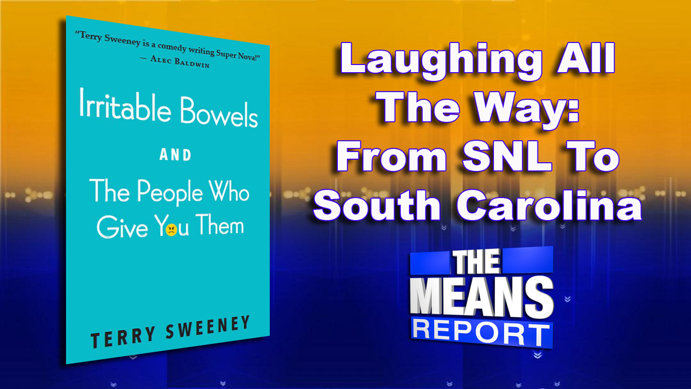 "The Means Report: Graphic for book ""Irritable Bowels and the People That Give You Them"""