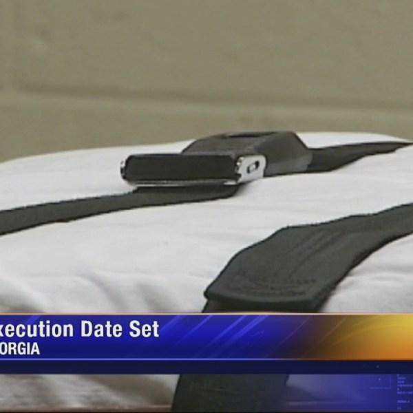 Georgia Inmate Scheduled to Die