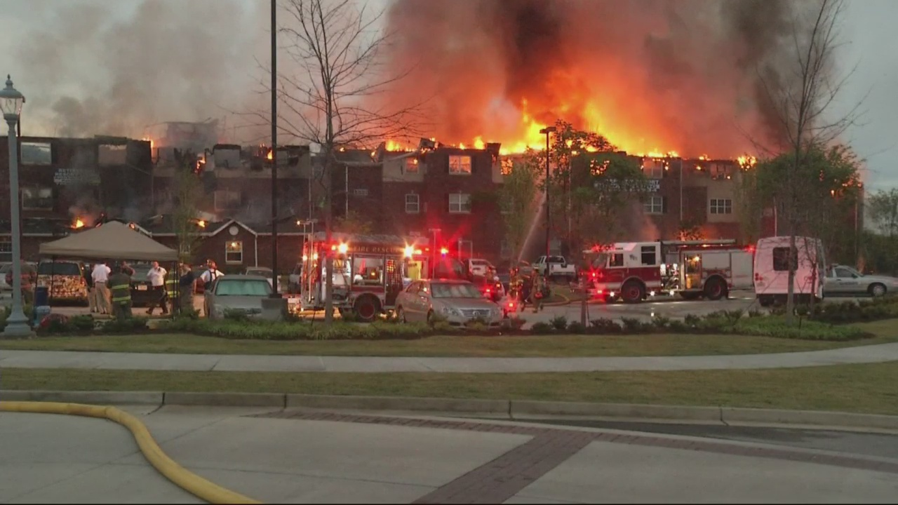 Georgia Insurance and Safety Fire Commissioner Rules On Deadly Marshall Square Fire