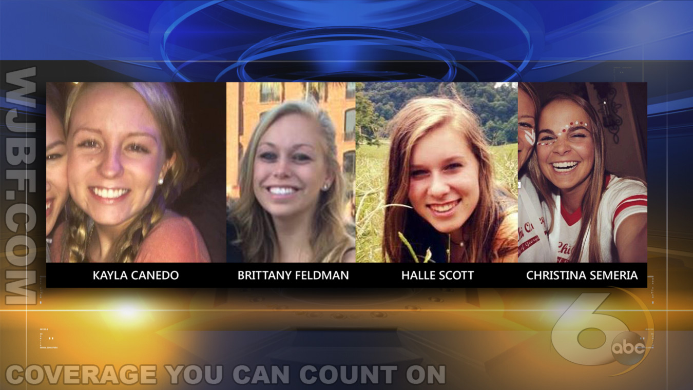 4 University of Georgia students killed in car crash identified