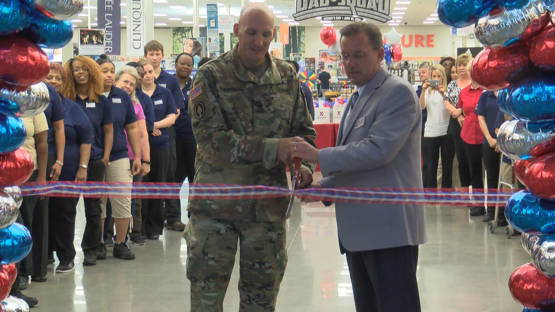Ft. Gordon Unveils Newly Renovated PX Exchange Shopping Center_148296