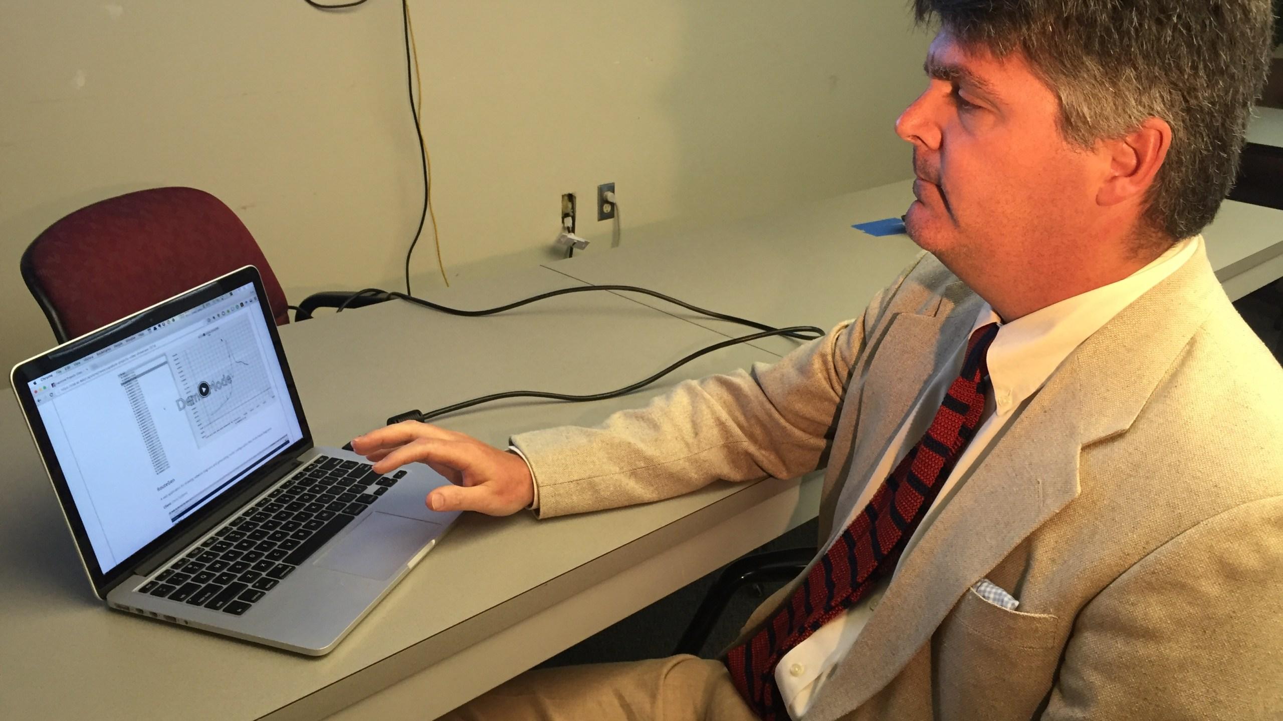Jose Vidal USC Computer Science prof_147100
