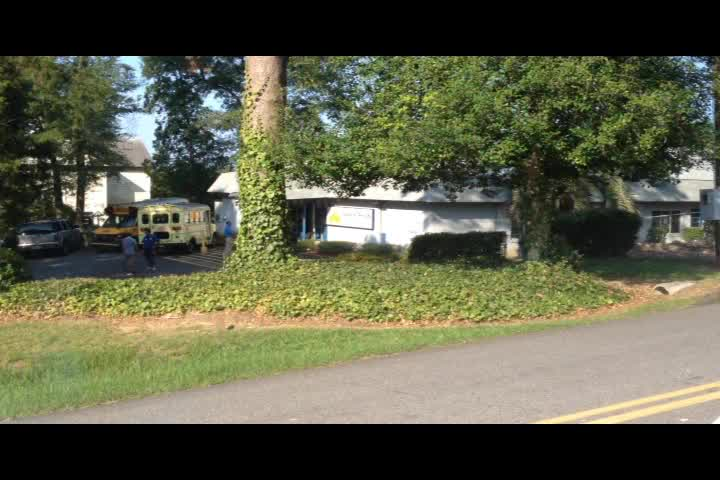 Children evacuated from North Augusta day care facility
