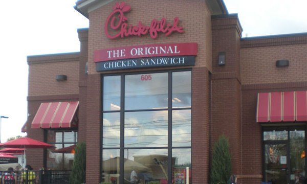 Chick-fil-A restaurant_151751