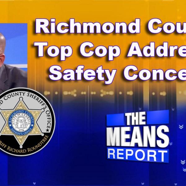 RichmondCountysTopCopAddressesSafetyConcerns_161104