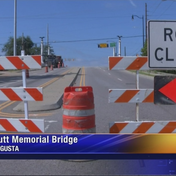 Bridge work creates downtown detour