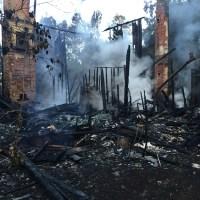 Abandoned house fire - Observatory Avenue_170900