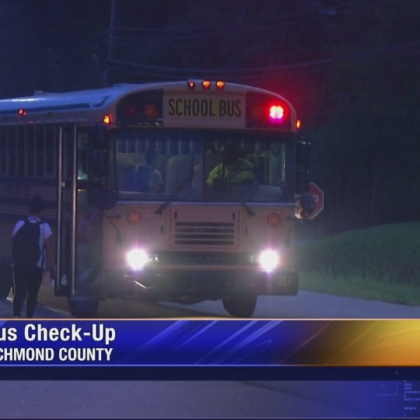 Richmond County Bus System Fixing Problems Early In School Year_168468