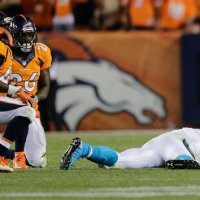 Panthers Broncos Football_177966