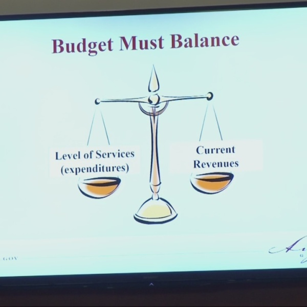 Budget session doesn't get deep into details