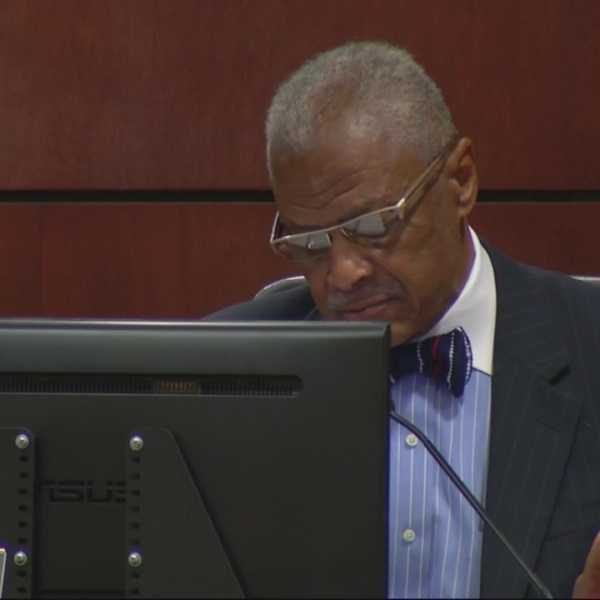 Fellow commissioner feels Williams has case to be paid