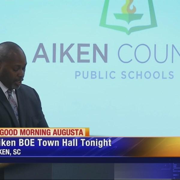 Aiken BOE to host town hall meetings