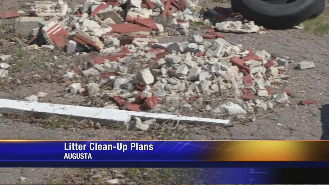 Complaints prompt plan to cleanup Augusta