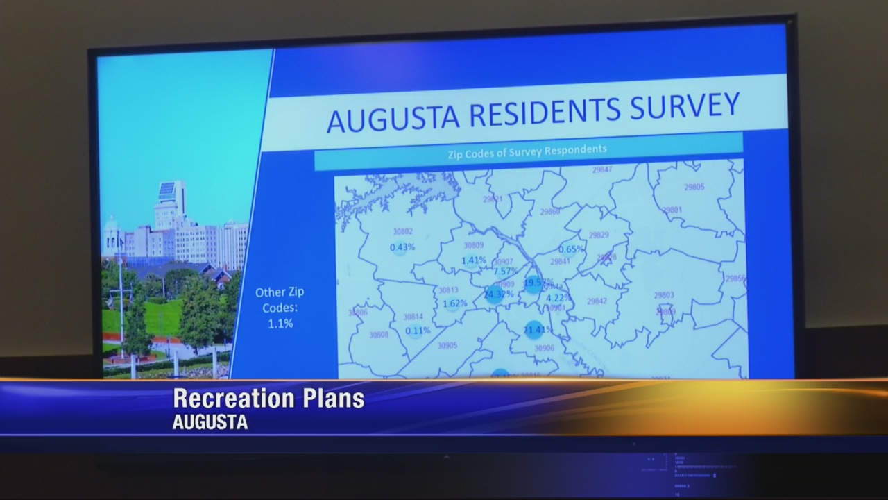 Augusta parks survey finds public support for new festivals