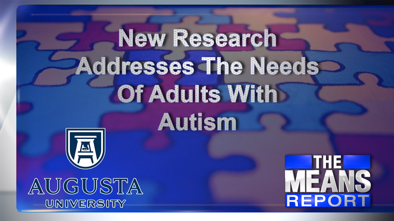 The Means Report: New Research Addresses The Needs Of Adults With Autism graphic