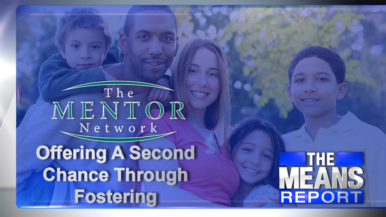 The Means Report: Offering A Second Chance Through Fostering graphic