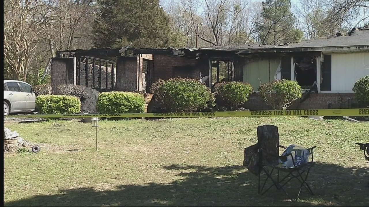 North Augusta House Fire_233532