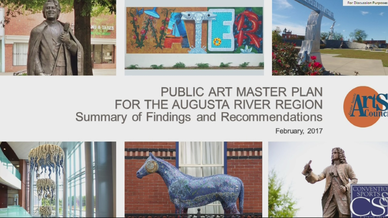 Public art masterplan will guide city projects