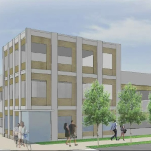 City unveils plans for paying off parking deck