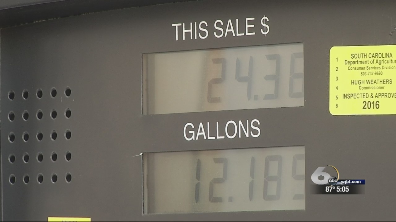 Aiken County leaders worry Gas Tax Bill incentives for manufacturers could impact county revenue