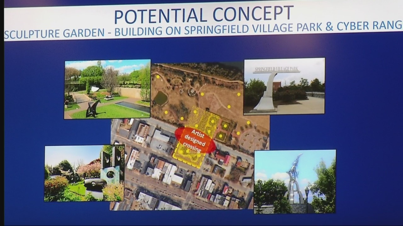 Commission checks out public art masterplan
