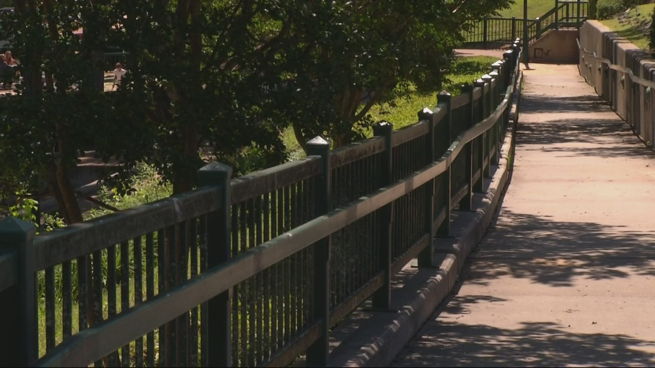 Riverwalk painting plan comes at a cost