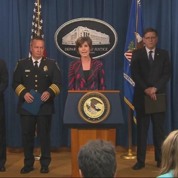 WJBF NewsChannel 6: Attorney General Sally Yates set to testify