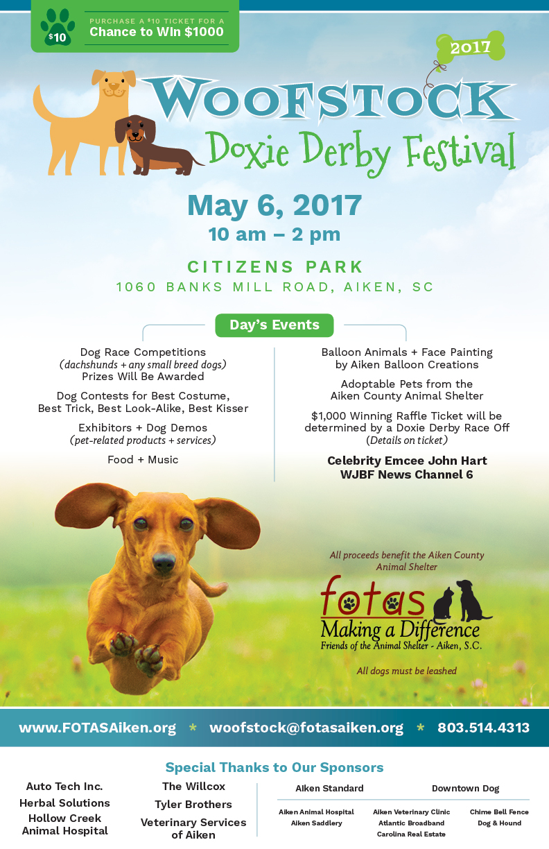 Woofstock 2017 Official Poster_257360