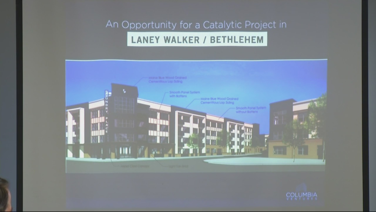 Financing for Parking Deck, Foundry Place moves forward