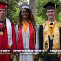 Best of the Class 2017: Trent Smoyer, Krystyanna Nicole Moore, Caleb Rich