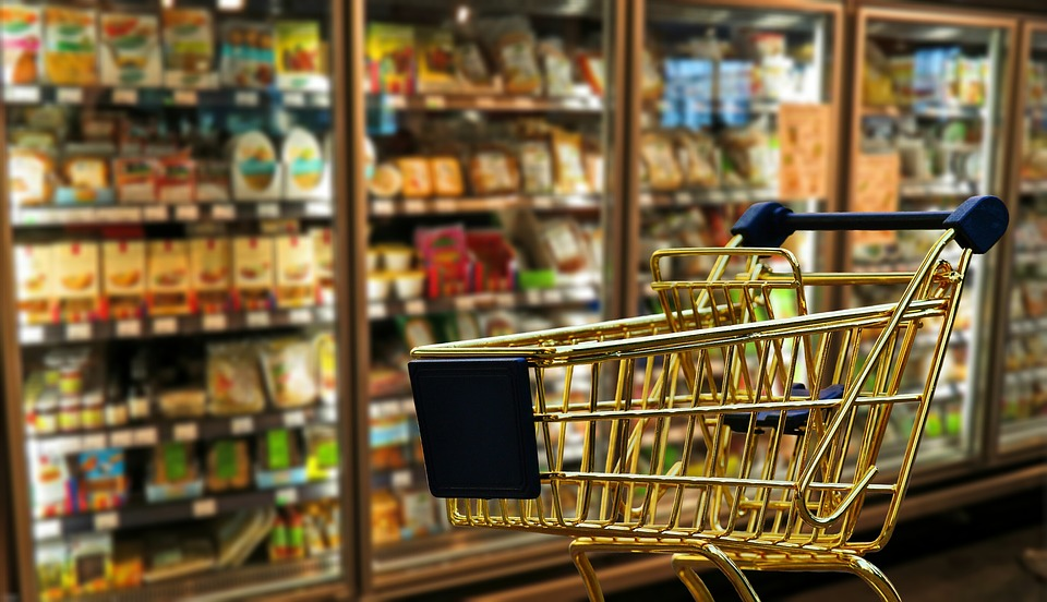Grocery story buggy_272069