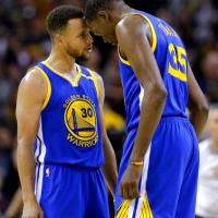 Stephen Curry, Kevin Durant_271932
