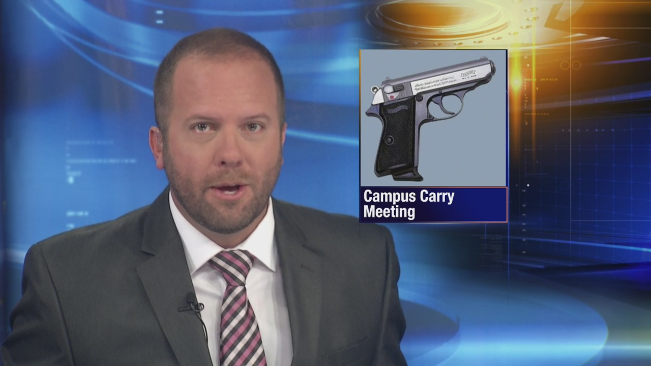 Augusta University talks campus carry laws and high school 'move when on when ready' students