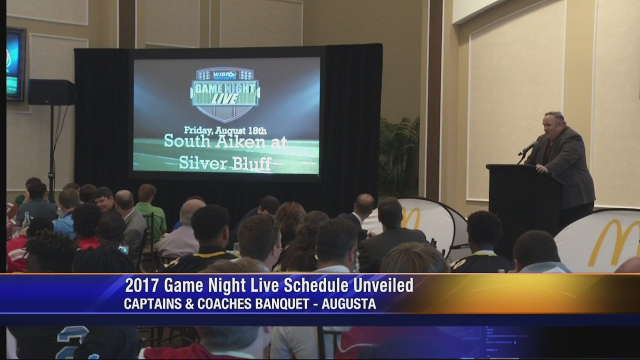 WJBF unveils 2017 Game Night Live schedule